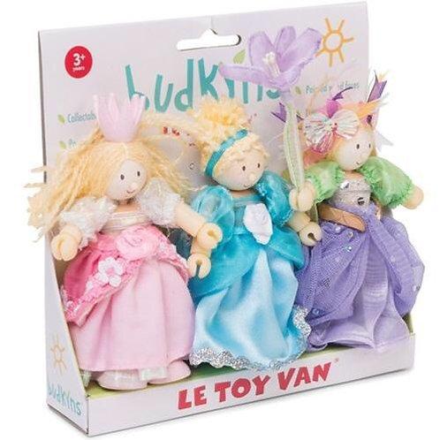 Le Toy Van Budkins Princess Gift Pack