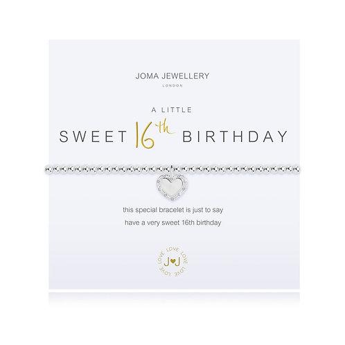 Joma A Little Sweet 16 Bracelet