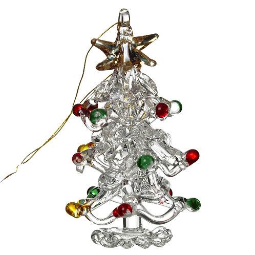 Hanging Christmas Tree Decoration