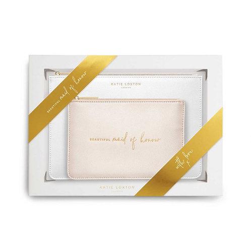 Katie Loxton Maid of Honour Bridal Gift Set