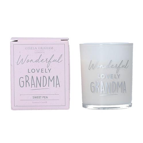 Grandma Mini Scented Candle