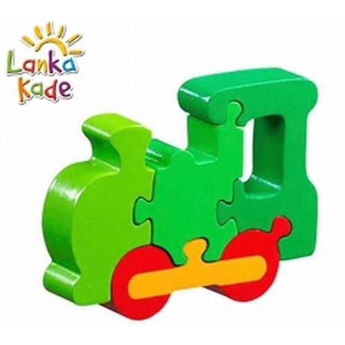 Lanka Kade Train Puzzle