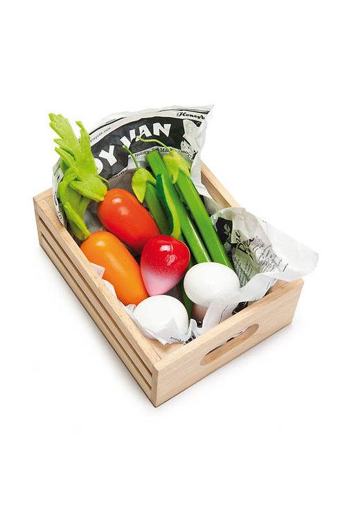 Le Toy Van Harvest Vegetables