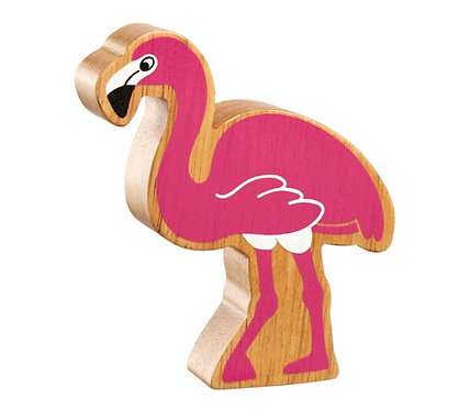 Lanka Kade Natural Pink Flamingo