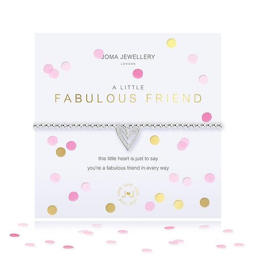Joma A Little Fabulous Friend Bracelet With Confetti