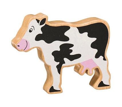 Lanka Kade Natural Black and White Cow