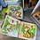 Thumbnail: Hape Jungle Animals Wooden Board Book