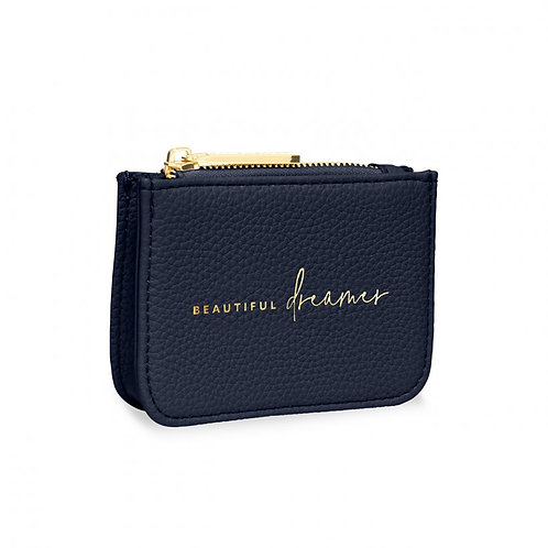 Katie Loxton Structured Coin Purse Beautiful Dreamer