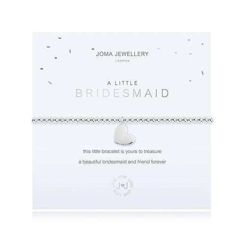 Joma A Little Bridesmaid Bracelet