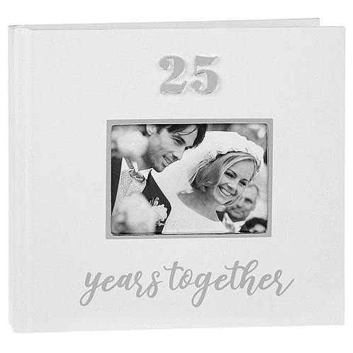 25 Years Together Anniversary Album