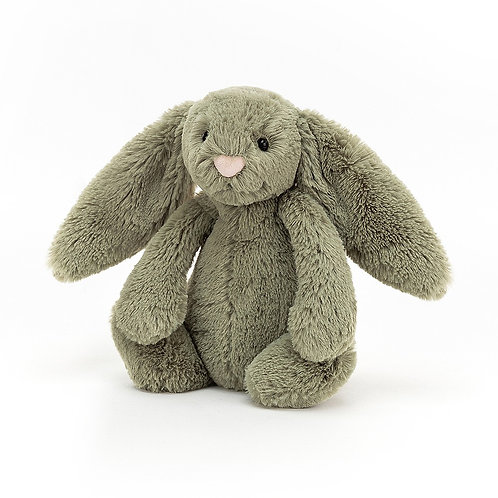 Jellycat Bashful Fern Bunny Small