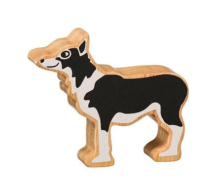 Lanka Kade Natural Black and White Dog