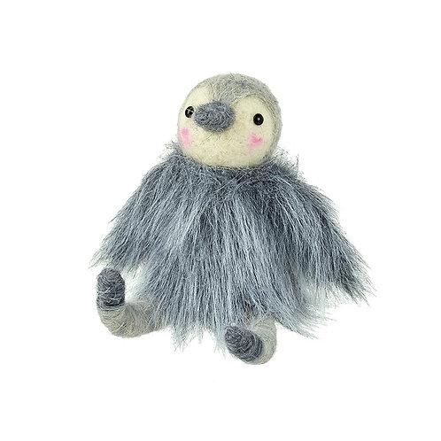 Penguin Wool Decoration