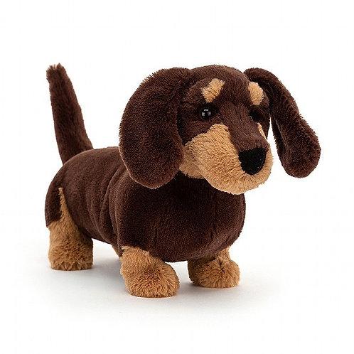 Jellycat Otto Sausage Dog