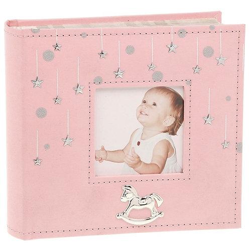 Little Stars Pink Photo Album