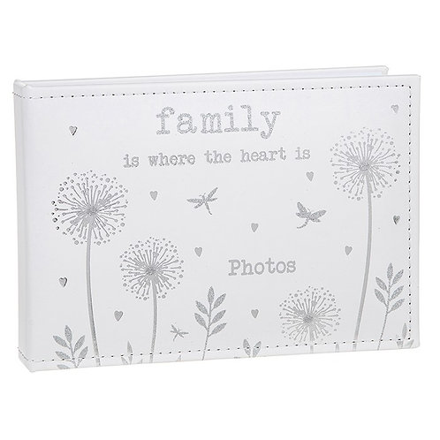 Family Is Where the Heart Is Photo Album