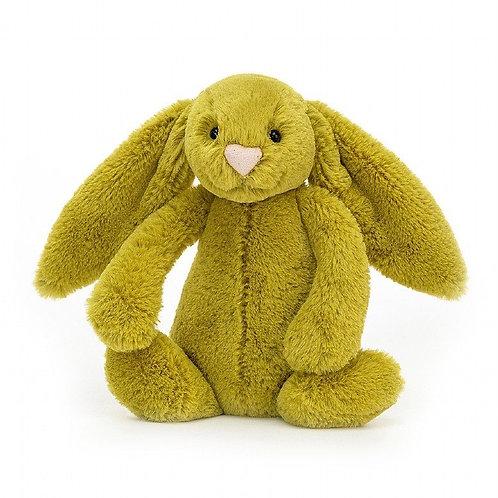 Jellycat Bashful Zingy Bunny Small