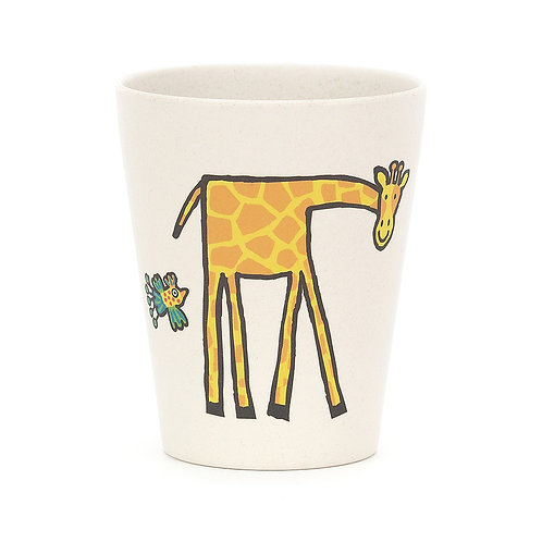 Jellycat Jungly Tail Bamboo Cup