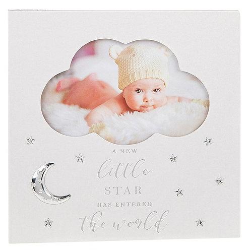 Little Star Baby Frame 6x4