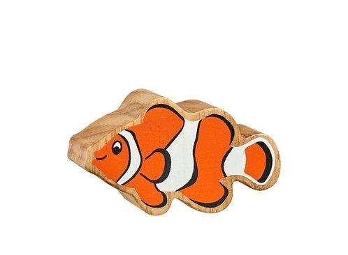 Lanka Kade Natural Orange and White Clownfish