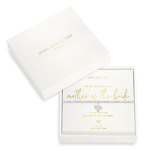 Joma Mother of the Bride Bracelet Boxed