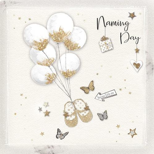 'Naming Day' Card