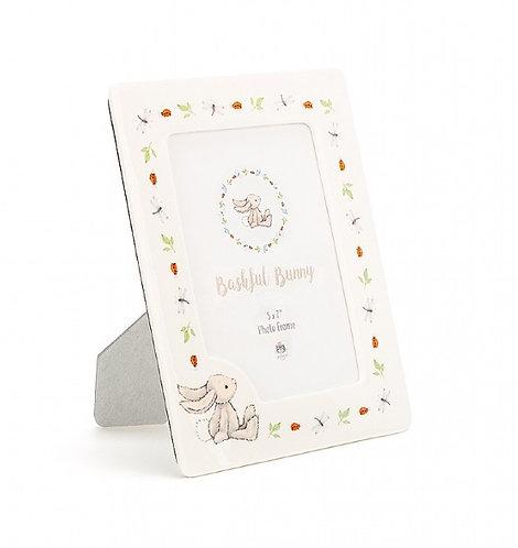 Jellycat Bashful Bunny Ceramic Frame