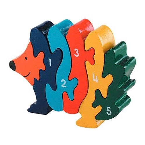 Lanka Kade 1-5 Hedgehog Puzzle