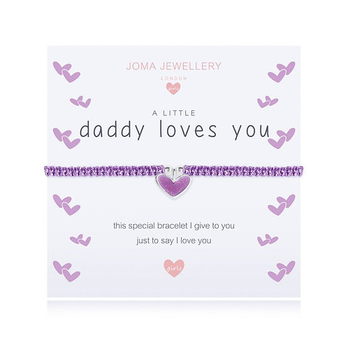 Joma Girls A Little Daddy Loves You