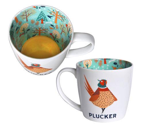 Pheasant Plucker Inside Out Mug