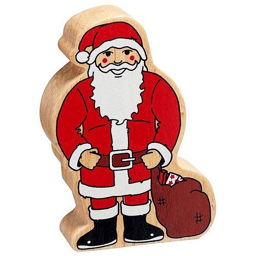 Lanka Kade Natural Red and White Father Christmas