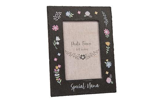Special Nana Slate Frame
