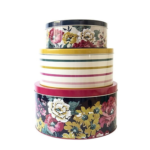 Joules 3 Nested Cake Tins