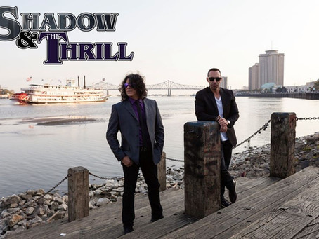 "Shadow & The Thrill ""Crazy"" (PRESS: loudersound.com)"