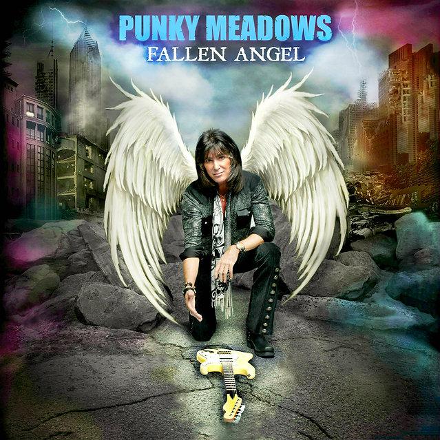 Punky Meadows - Fallen Angel COVER.jpg