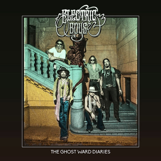 Electric Boys - The Ghost Ward diaries (