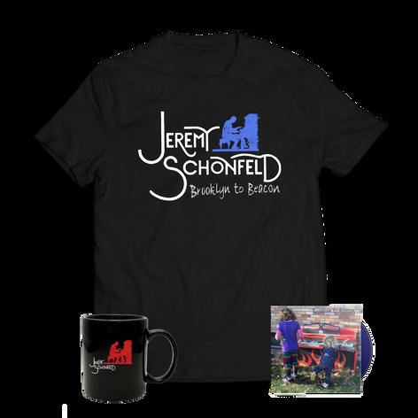 Jeremy Schonfeld - Brooklyn to Beacon CD BUNDLE