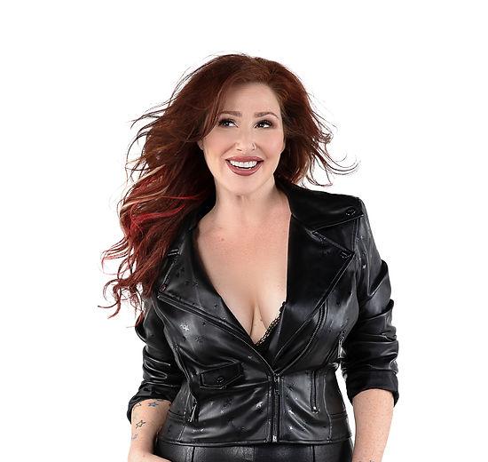 Tiffany promo pic - leather jacket.JPG