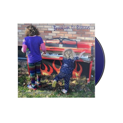 Jeremy Schonfeld - Brooklyn to Beacon CD