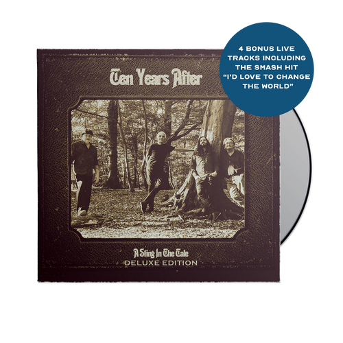 """TEN YEARS AFTER - """"A Sting in the Tale (Deluxe Edition)"""""""