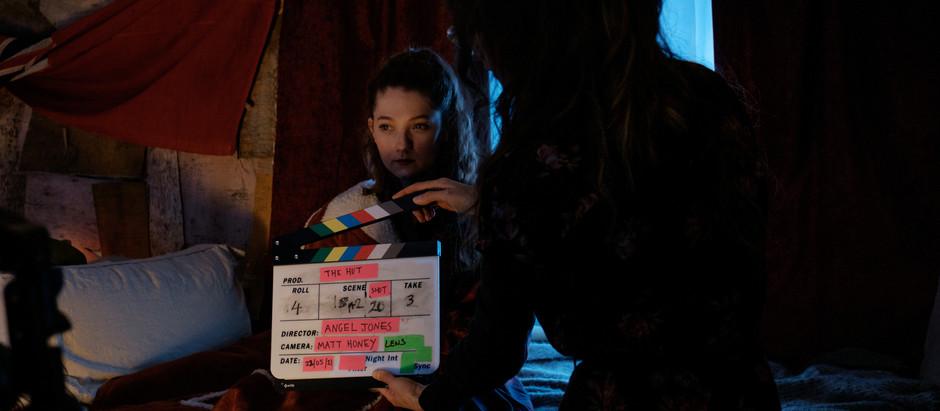 Making 'The Hut': a short film by Angel Jones