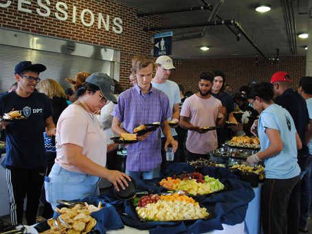 Office of Intercultural Relations hosts Global Family Welcome