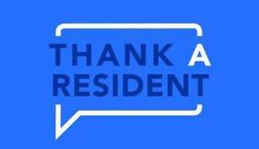 Drs. Fahey & Barnett in the spotlight on Thank A Resident Day