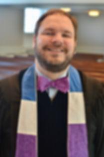 Rev. John Callaway