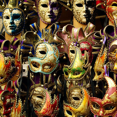 Collection de masques