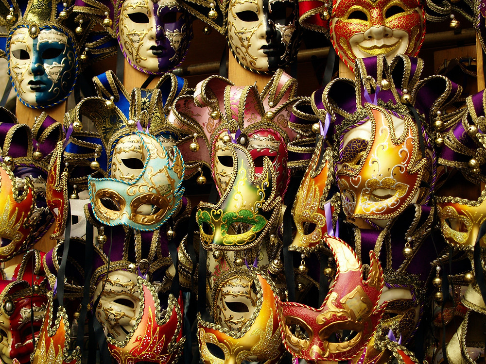 Do you realize that your true self is covered by those masks for a long time? To get rid of it, we have to first purify ourselves. Changing to a pure vegan, minimalist lifestyle, letting us realize except material, we also have the spiritual world.