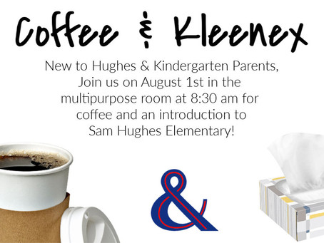 Coffee & Kleenex