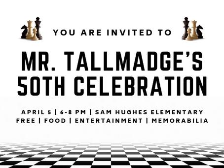 Mr. T's 50-Year Legacy Celebration