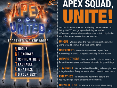 Apex Fun Run!