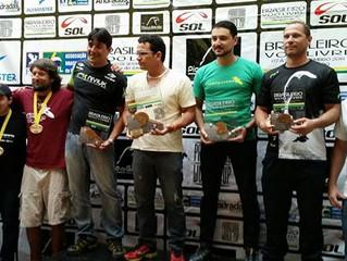 Érico Oliveira, termina em 3º na última etapa do Brasileiro de Parapente 2014 (Andradas-MG)